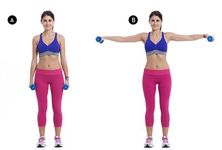 Ongekend 4 oefeningen om mooie ronde schouders te krijgen (thuis én in de NG-32