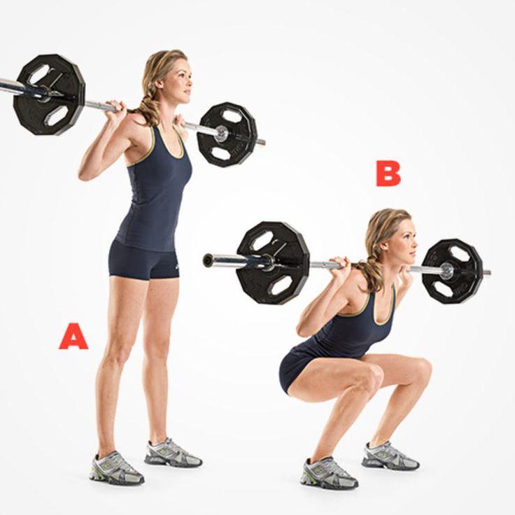 Volledige benen en billen workout voor in de sportschool! | Freshhh