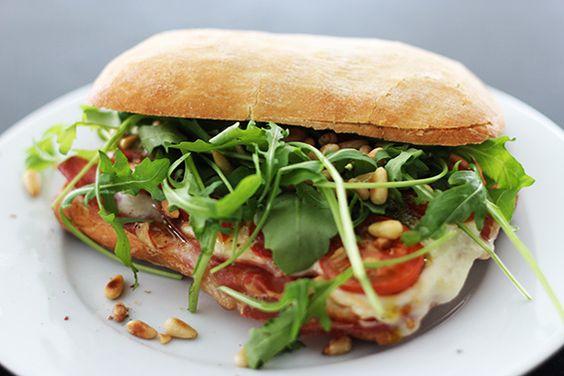 Geliefde 6 heerlijke en gezonde panini varianten   Freshhh @PX62