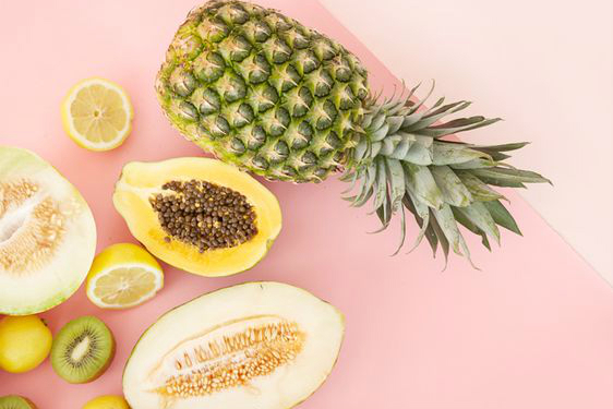 fruit niet eten afvallen