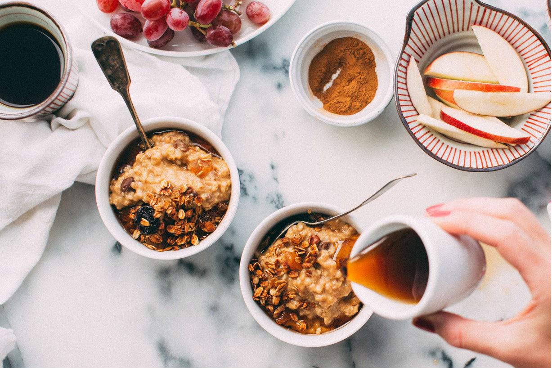 gezonde recepten om te vermageren