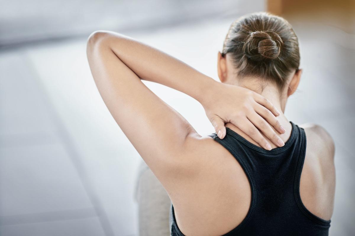 2 Oefeningen Die Helpen Bij Nekpijn En Een Stijve Nek Door Stress