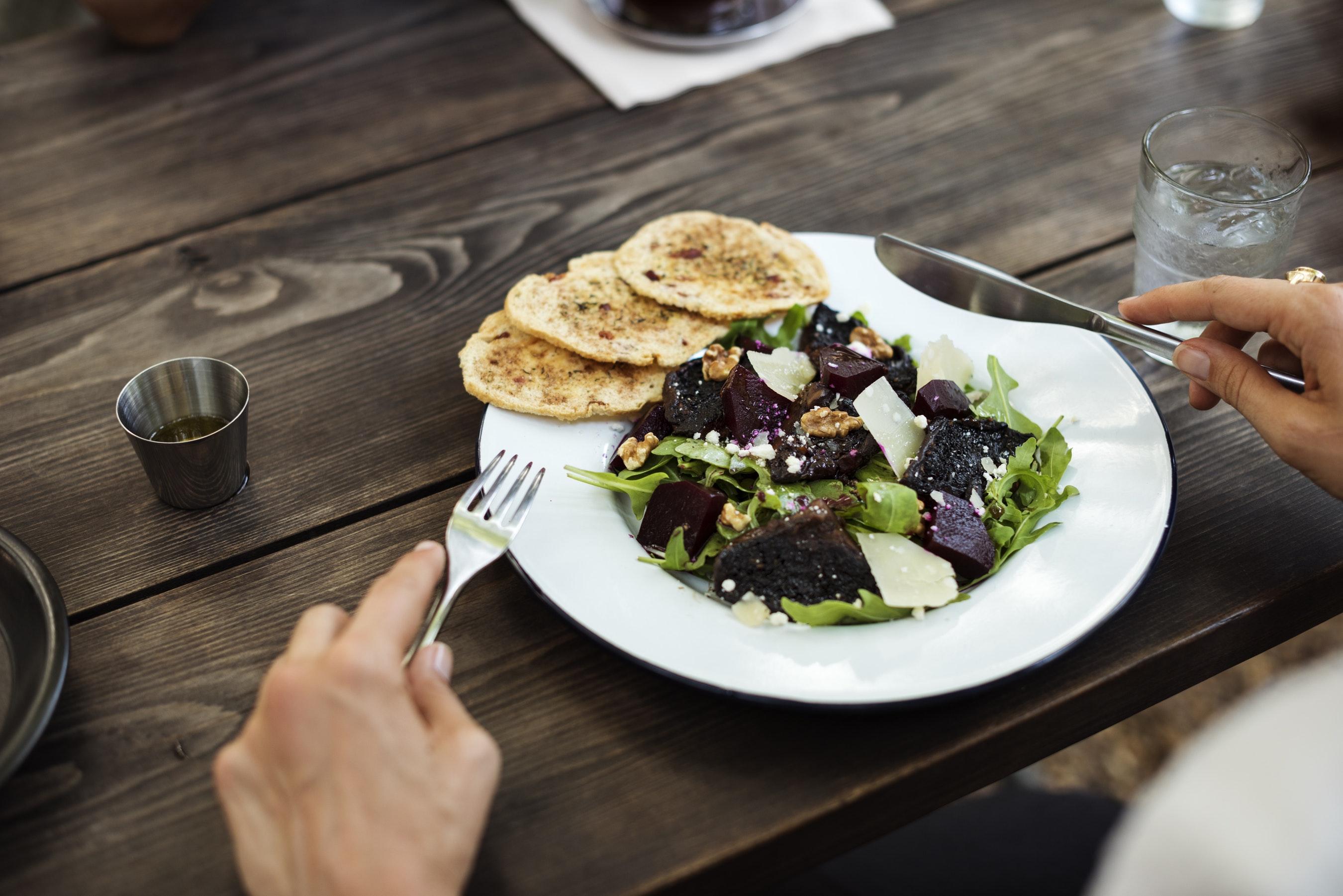 tips om te eten