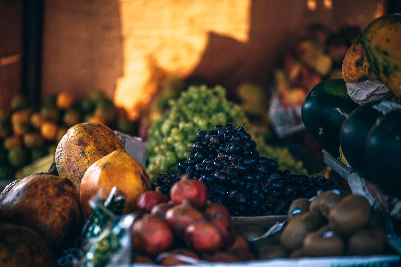 rauw voedsel vitamines mineralen