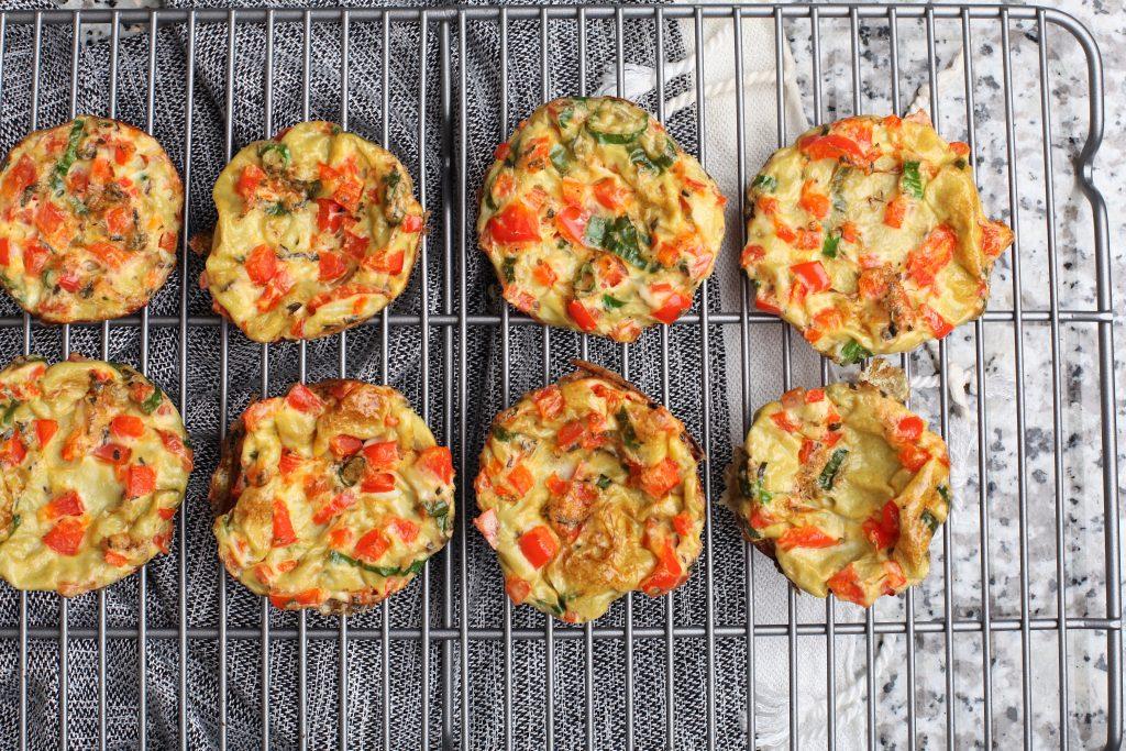 Hartige muffins Freshhh