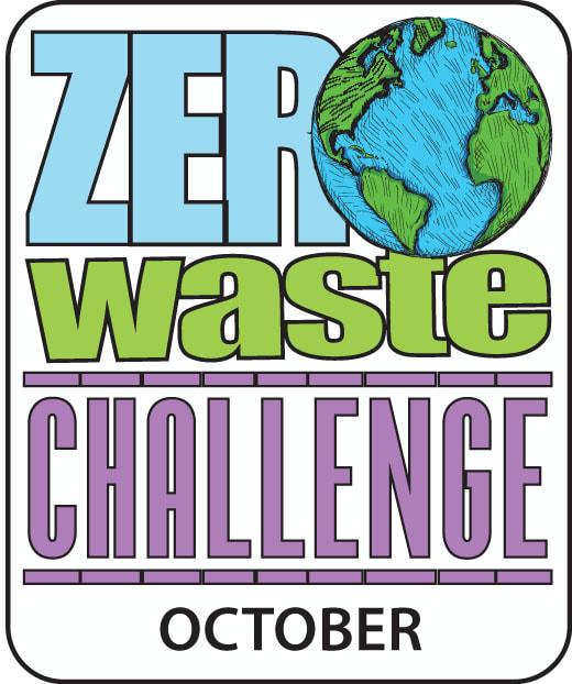 Zero Waste Challenge oktober