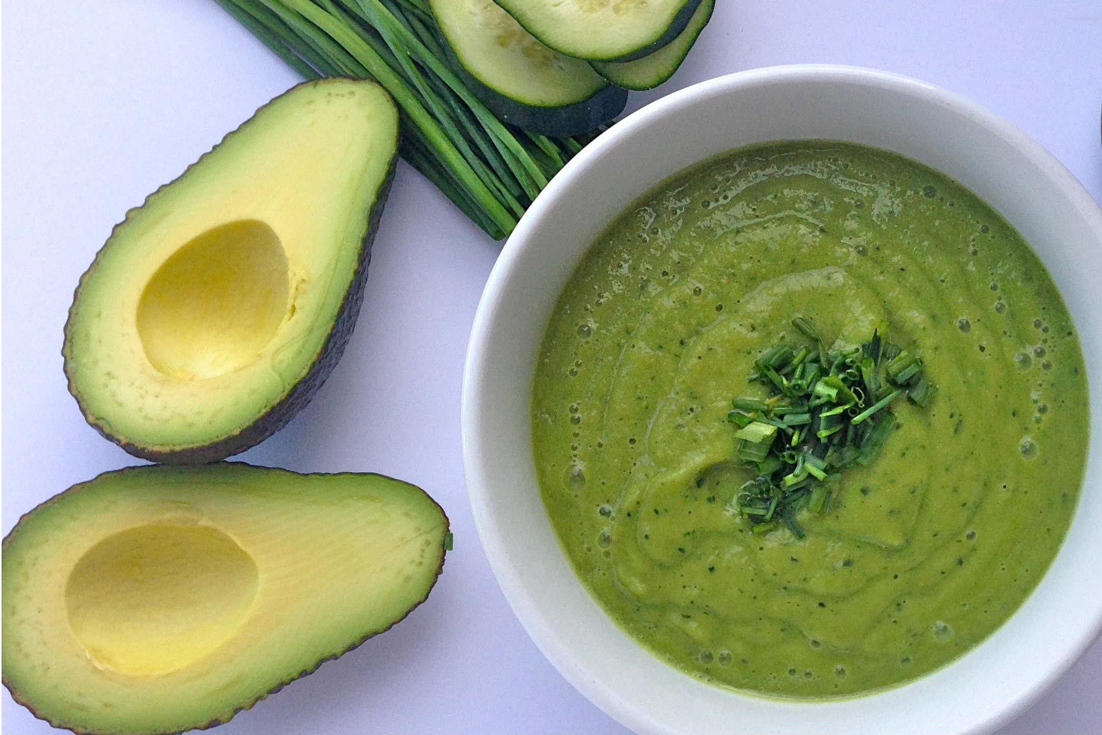 lekkere gezonde soepen
