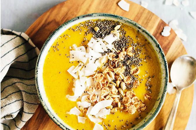 Lekkerste gezonde smoothie bowls