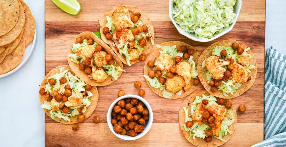 soft taco's