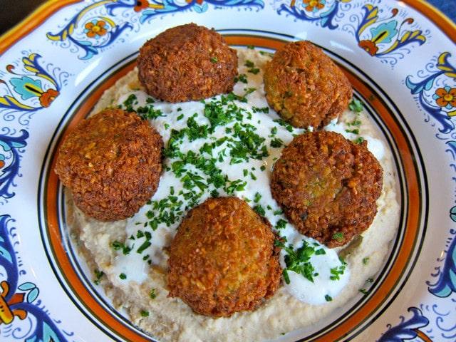 falafel recepten zelf maken