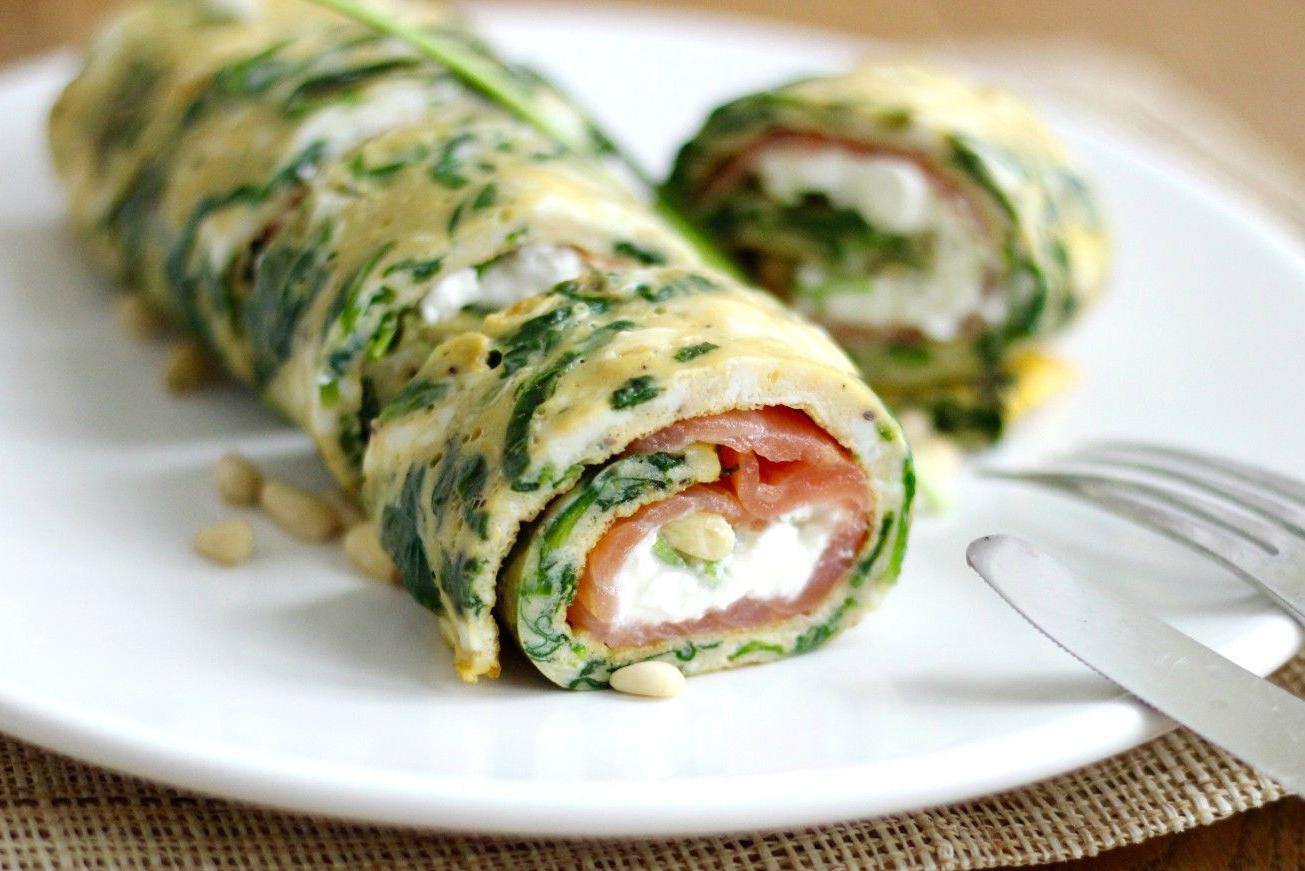 omelet recepten