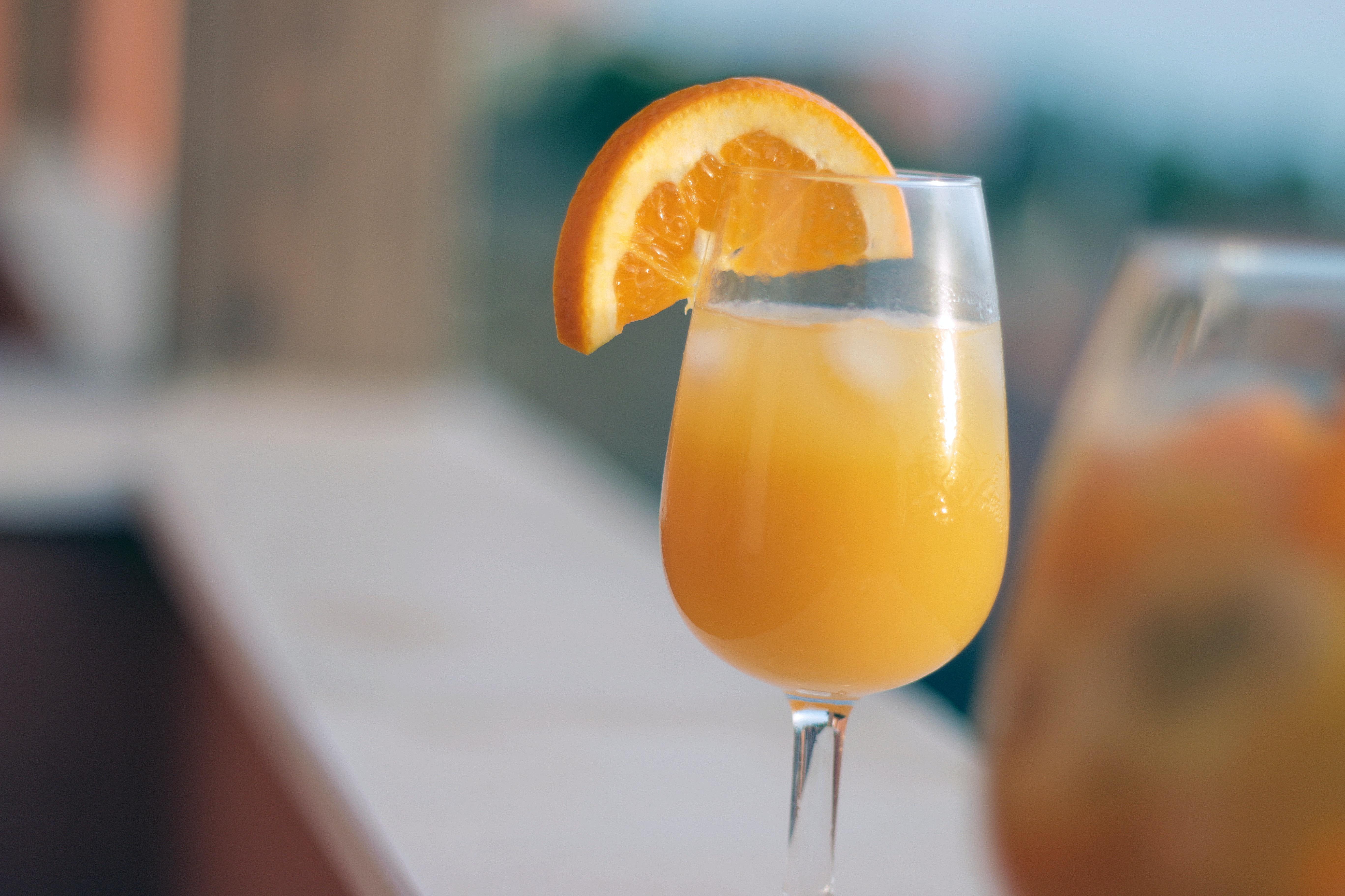 oranje drankje voor koningsdag