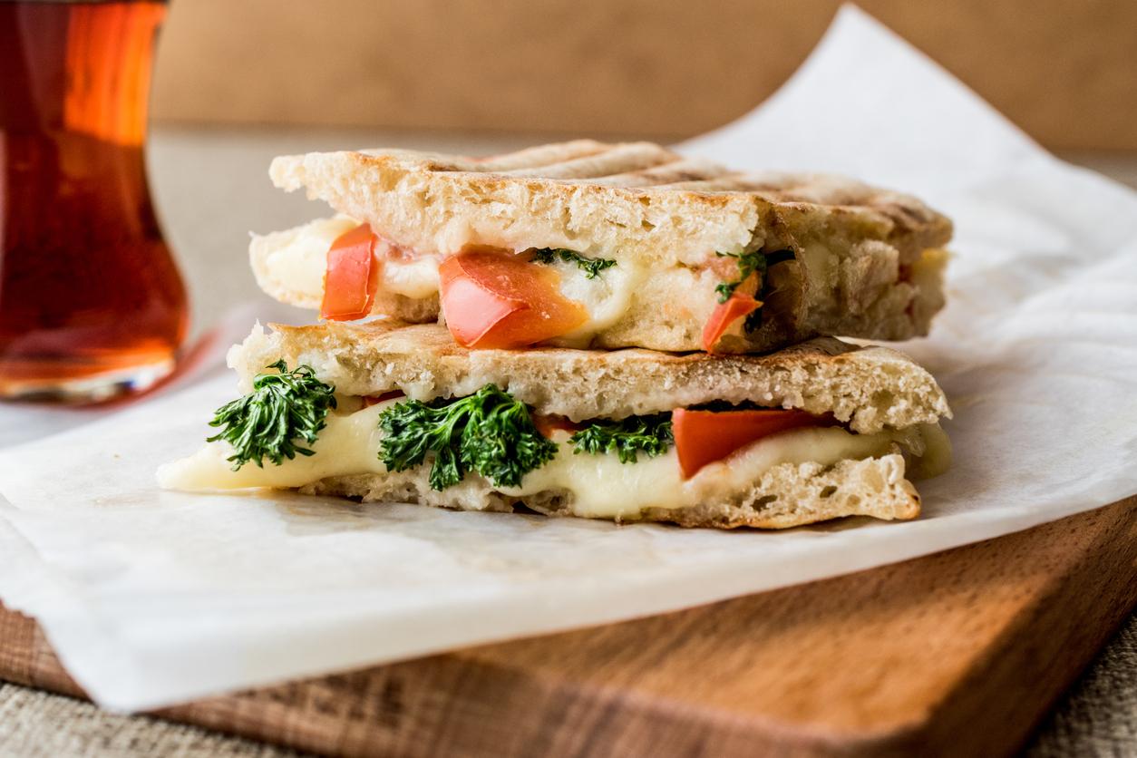 gezonde tosti's