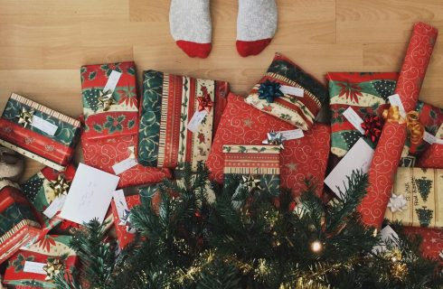 Inspiratie voor het inpakken van je cadeaus tijdens kerst