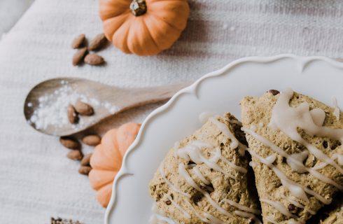 Deze overheerlijke Glutenvrije Pompoen cake maak je binnen een handomdraai!