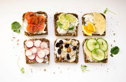 Inspiratie voor een gezond belegde lunch!