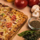 Recept: pizza bianca met peer en honing