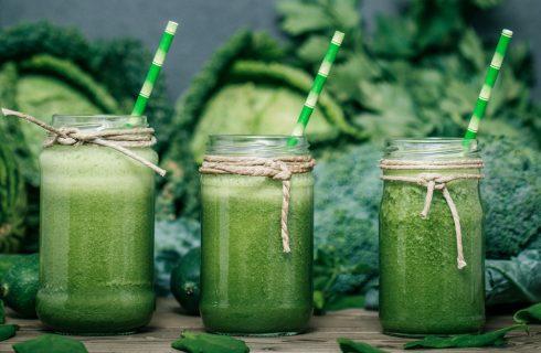 Boost je energie met deze green cappuccino juice! (raw, lactose & soja vrij)