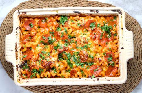 Healthy pasta lasagne maak je binnen no time!