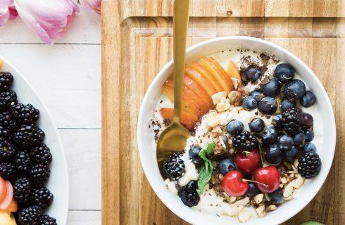 Vitaminerijk ontbijt, wie wilt dat nou niet?