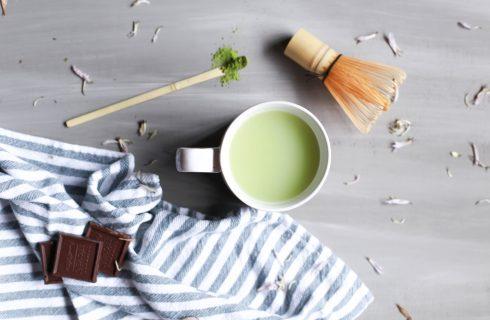 Matcha Latte, een bijzondere variant op de latte macchiato