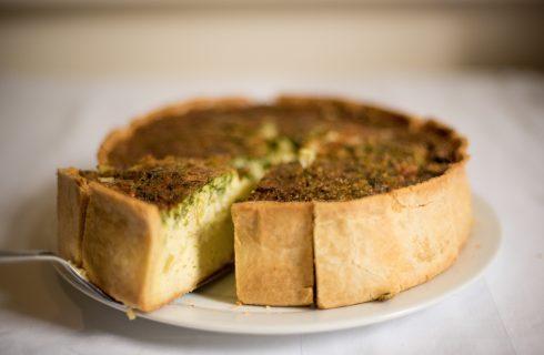 Boerenkool quiche: de variant met een Hollandse superfood