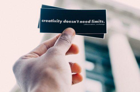 Waardeer je eigen eigenschappen #3 Creativiteit