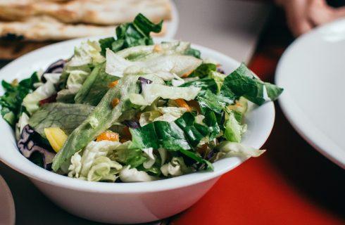 Salade met buffalo mozzarella: lekker en gezond