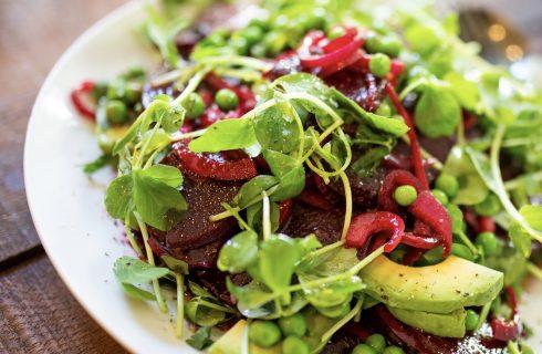 5x de lekkerste koolhydraatarme salades