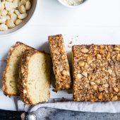 Citroen cake met een glazuurlaagje (Paleo leefstijl)