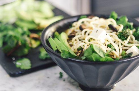 4x overheerlijke vegetarische noodles recepten speciaal voor jou