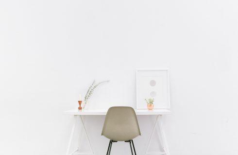Een minimalistisch leven geeft rust in het hoofd