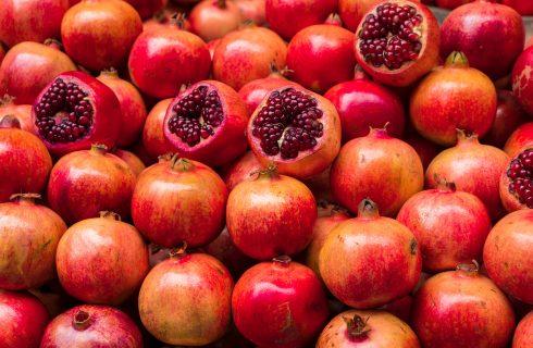 De gezondheidsvoordelen van de granaatappel