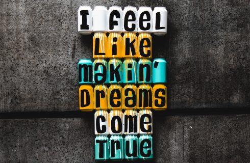 Stel jezelf deze vraag: is dit het leven wat ik graag wil creëren?