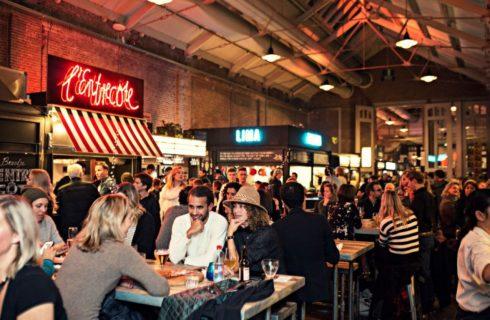 Shirkhan: Mumbai street food in Foodhallen Amsterdam
