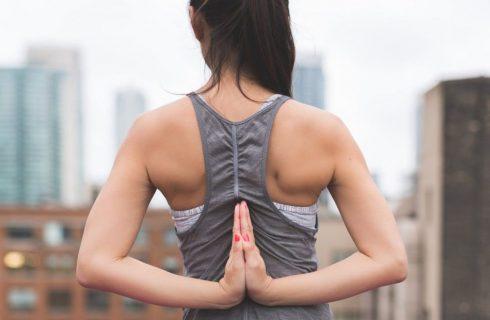 4 x Yoga oefeningen voor sterkere rugspieren