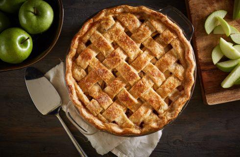 Glutenvrije appeltaart om je vingers bij af te likken