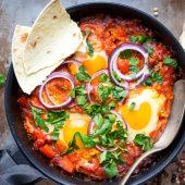 Recept: koolhydraatarme fish taco bowl met bloemkoolrijst