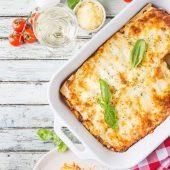 Vegetarische groente lasagne: ideaal voor het hele gezin
