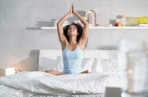 5 Yin Yoga slaapoefeningen voor een betere nachtrust