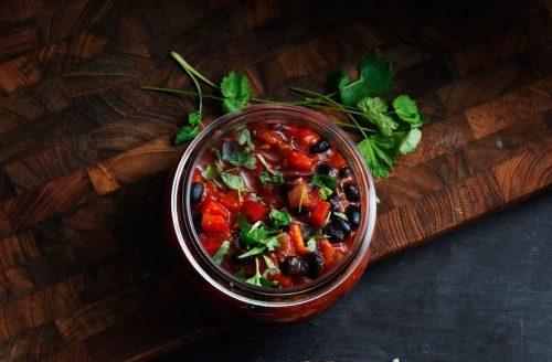 Vegan bonen salsa: voor de echte Mexican vibes!