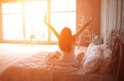 Wake up sunshine – Klein yoga ritueel voor in de ochtend