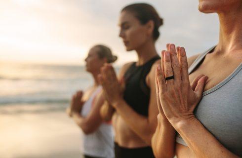 Hatha yoga: een high paced yogavorm
