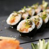 Amsterdam opent eerste vegan sushi restaurant!
