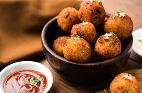 De lekkerste gefrituurde vegetarische snacks
