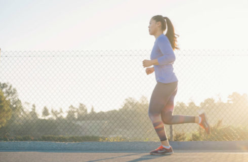 Werkt het om af te vallen door te hardlopen?