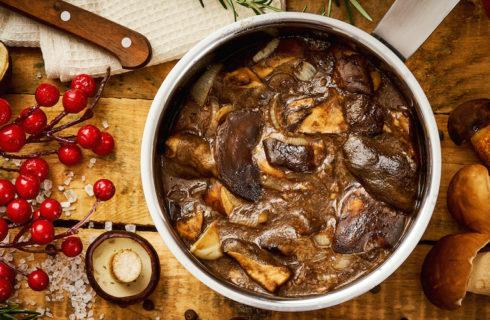 Lekker om mee op te warmen: een vegetarisch stoofpotje
