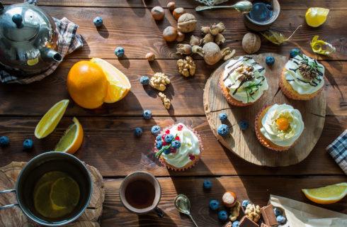 Heerlijke herfst high tea recepten, om je vingers bij af te likken