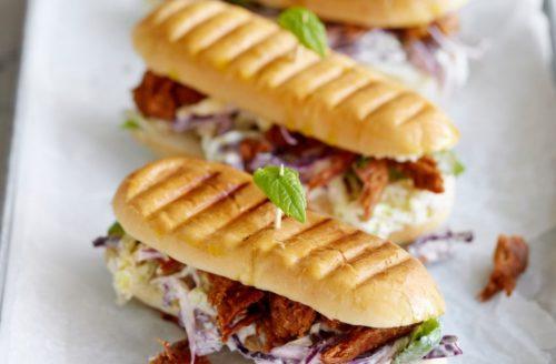 Recept: Mini vegan hotdogs