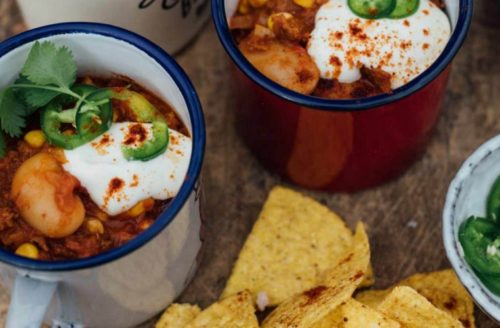 Recept: Mexicaanse chili sin carne